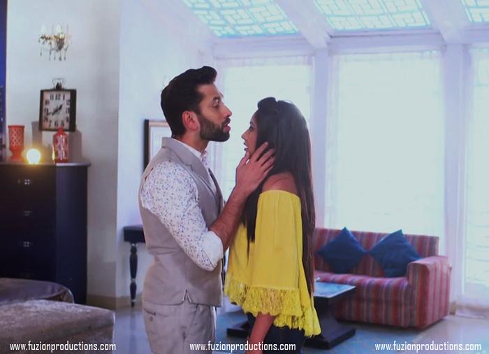Shivaay And Anika From Ishqbaaz