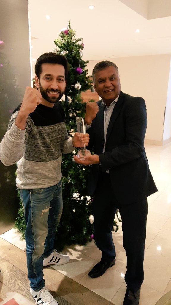 Nakuul Mehta And Rajan Singh