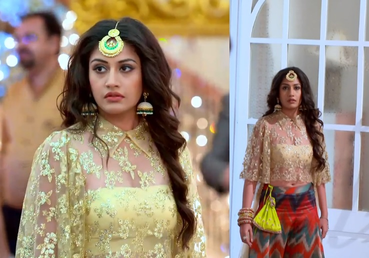 Surbhi Chandnas Recent Top 10 Gets Ups That You Surely Give You Style Tips