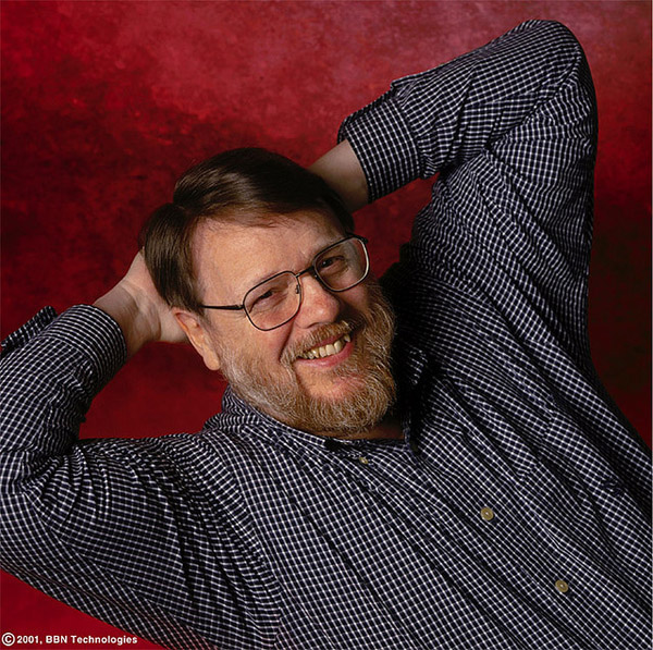 Ray-Tomlinson-Email