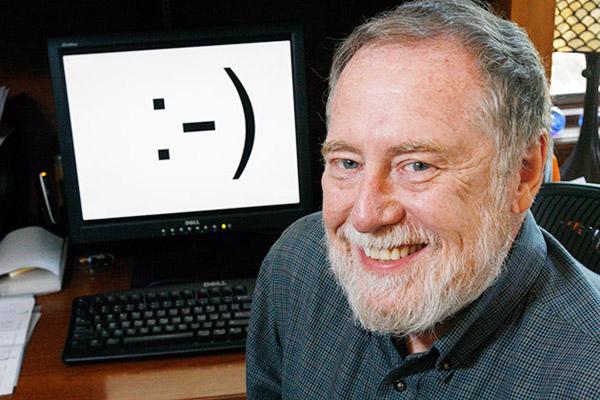 Scott-Fahlman-Emoticons