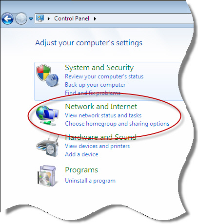 Hardware networking and computer security