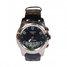 Tissot T-Touch II Black Diamond Watch