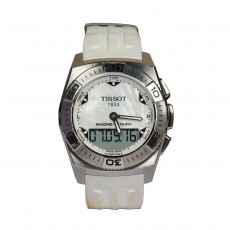 Tissot Racing T-Touch White Rubber Watch