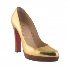 Christian Louboutin Mirror Metallic Pumps 05