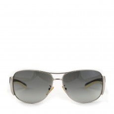 Prada Tinted Aviator Sunglasses