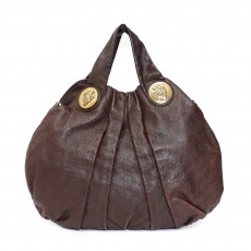 Gucci Guccissima Leather Hysteria Hobo