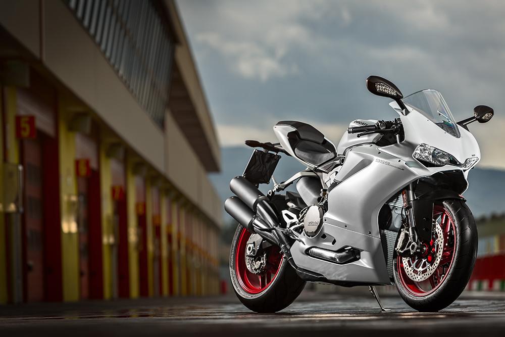 LEMONADE OUT OF THE LEMON – The Ducati 959 Panigale