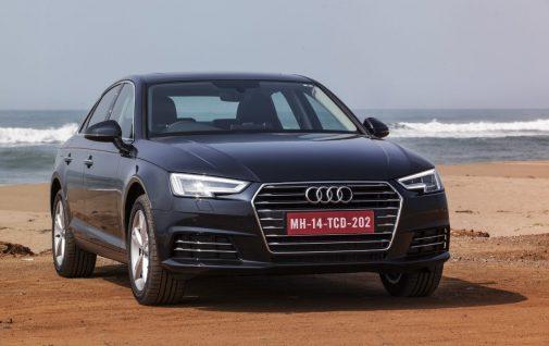 Audi A4 India First Drive