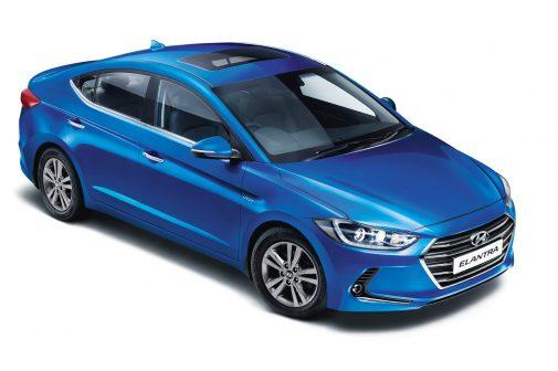 Hyundai Elantra launched India price specs