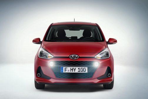 Hyundai i10 Facelift Grand i10 Facelift Paris Motor Show
