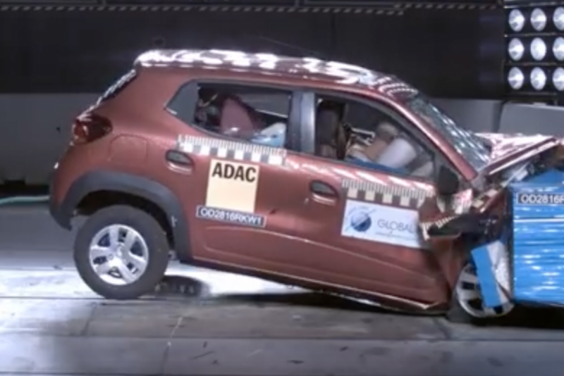 Renault Kwid Improves Honda Mobilio Stable In Global Ncap Tests