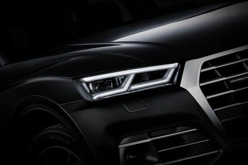 Second generation Audi Q5 Paris Motor Show