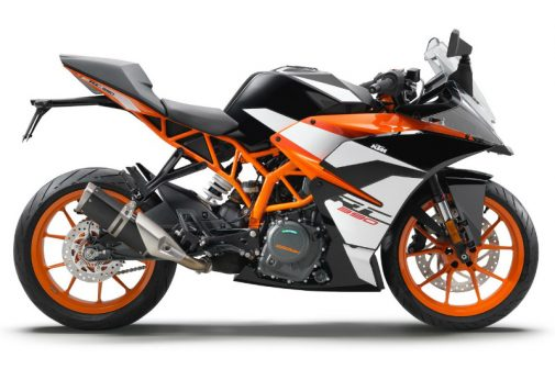 2017 KTM RC 390 launched India