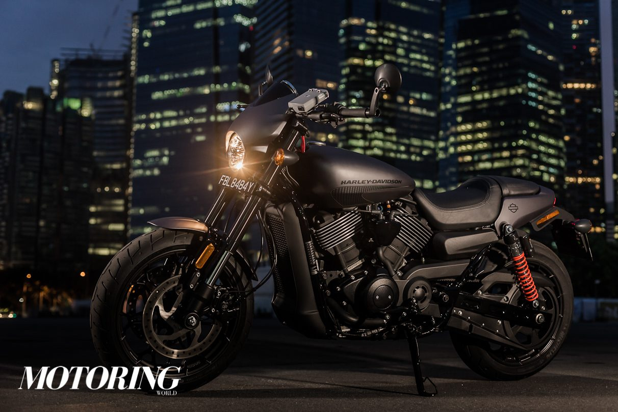 Miraculous Sweet Rod Harley Davidson Street Rod Review Motoring World Pabps2019 Chair Design Images Pabps2019Com
