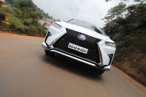 Lexus RX India