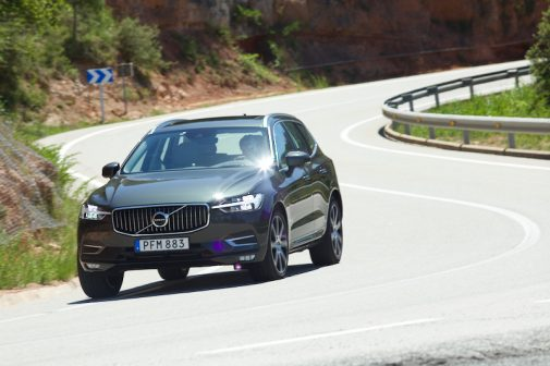 2018 Volvo XC60 Review Front