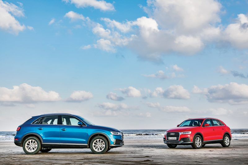 Audi Q3 Review Side