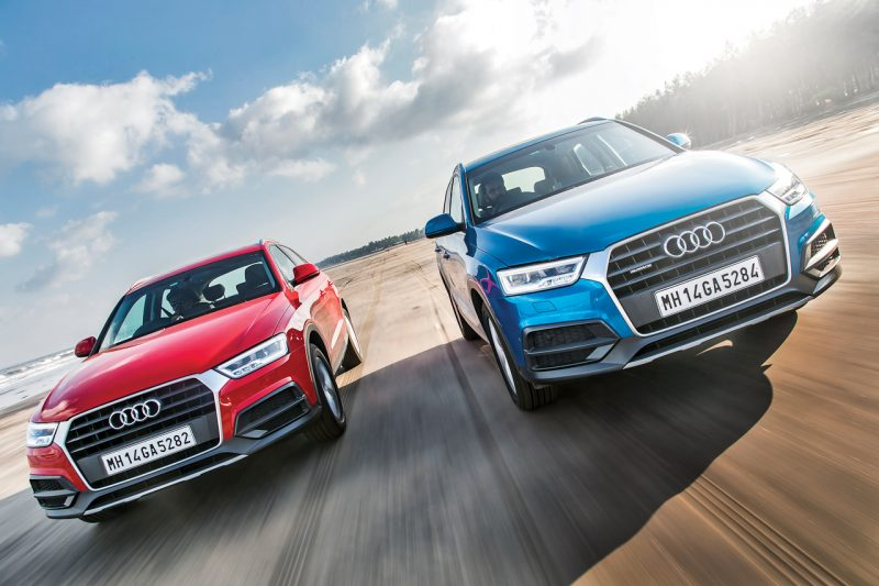 Two's Company: 2017 Audi Q3 Review - Motoring World