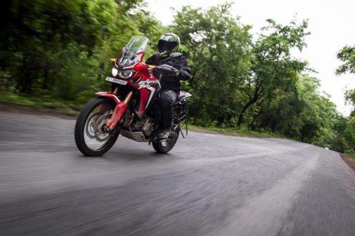 Honda Africa Twin DCT Review