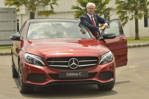 Mercedes-Benz C-Class Edition C