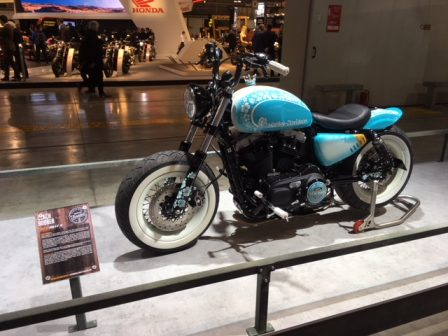 Harley-Davidson at EICMA 2017