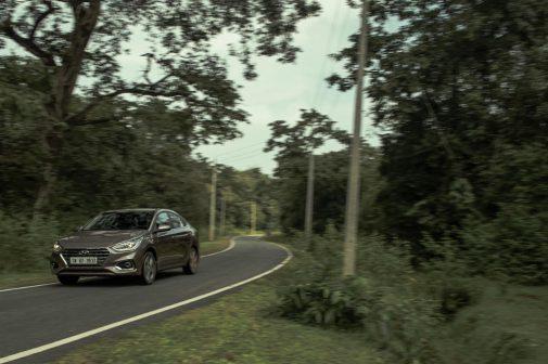Hyundai Verna Off the Grid