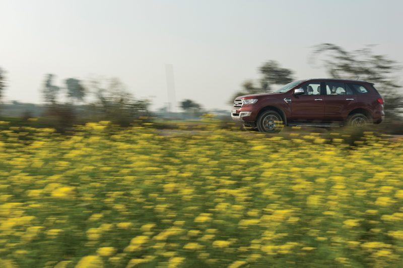 Ford Endeavour Punjab