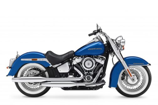Harley Davidson Softail Deluxe launched