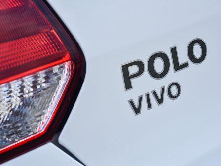 Polo Vivo badge