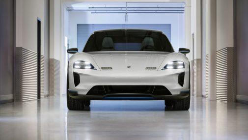 Porsche Cross Turismo Mission E