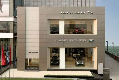 Jaguar Land Rover Kolkata