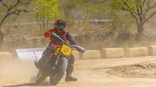 Harley-Davidson Flat Track Racing India