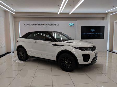 2018 Range Rover Evoque Convertible