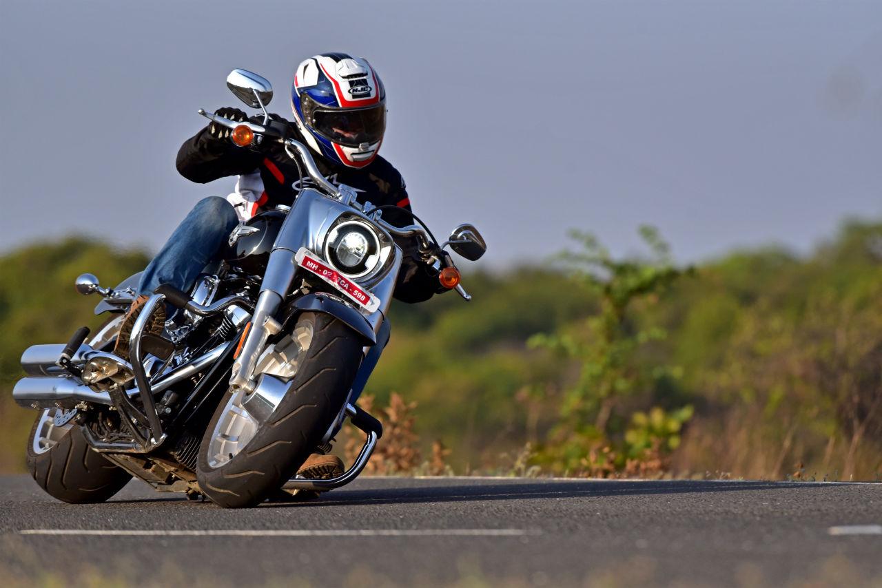 Harley-Davidson Fat Boy Review