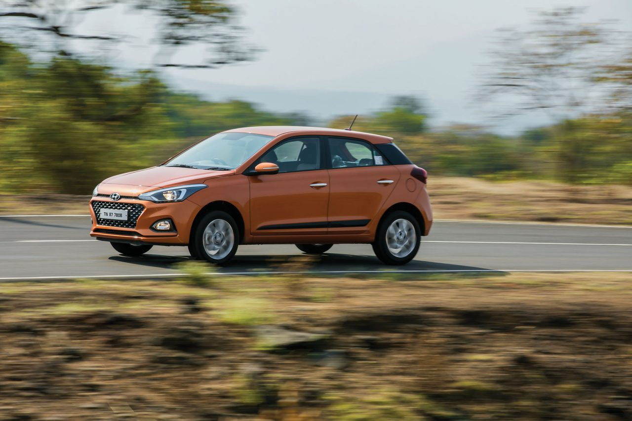 2018 Hyundai i20 Comparison