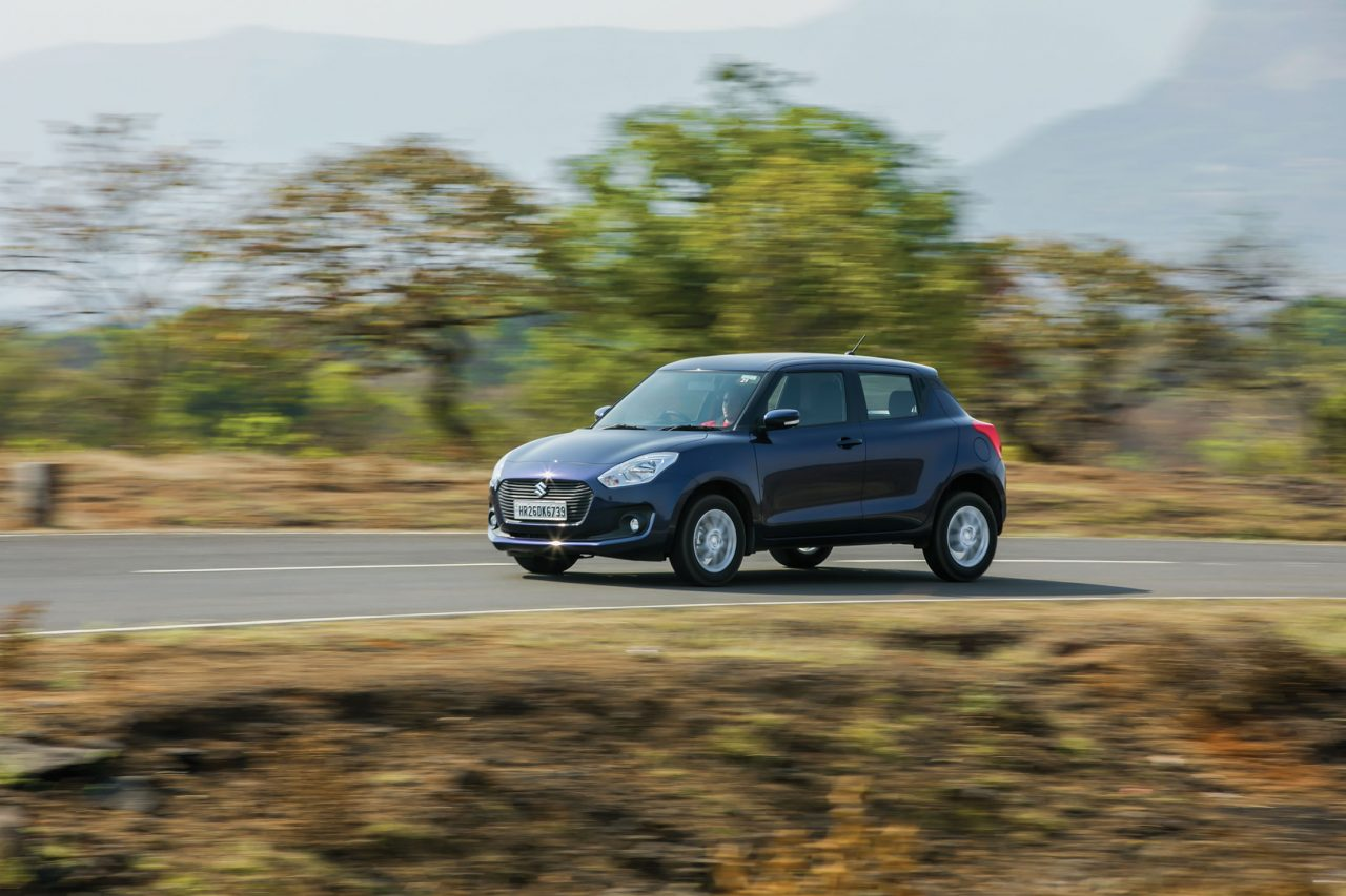 Maruti Suzuki Swift Comparison