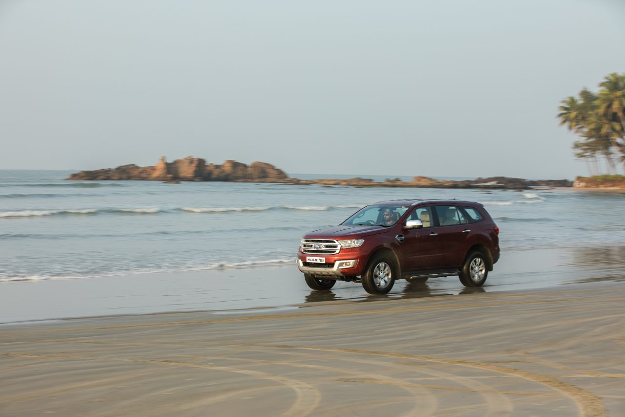 Ford Endeavour Travel Muzhappilangad