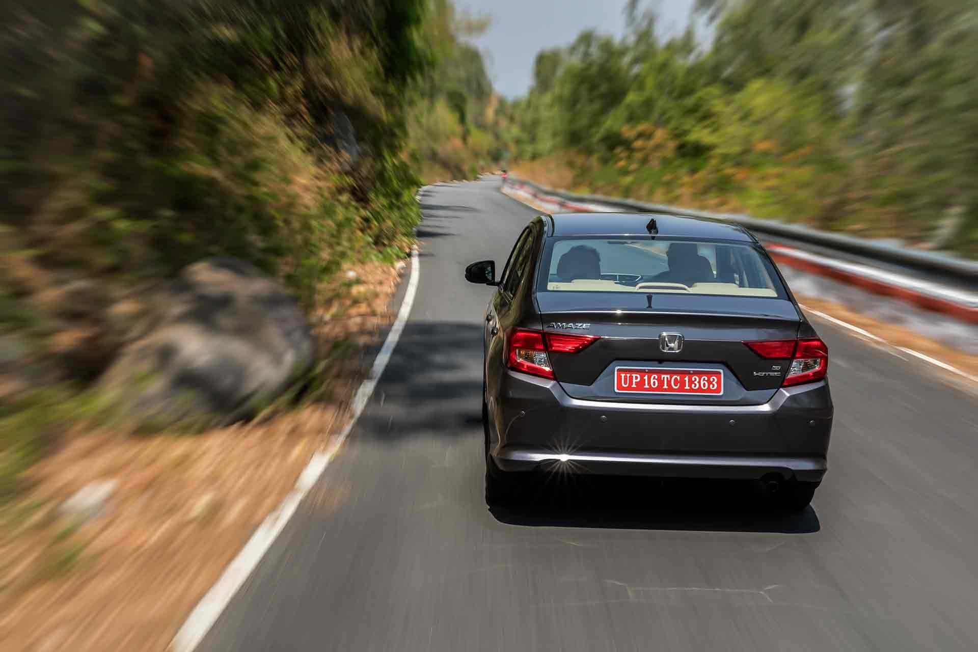 Honda Amaze Rear