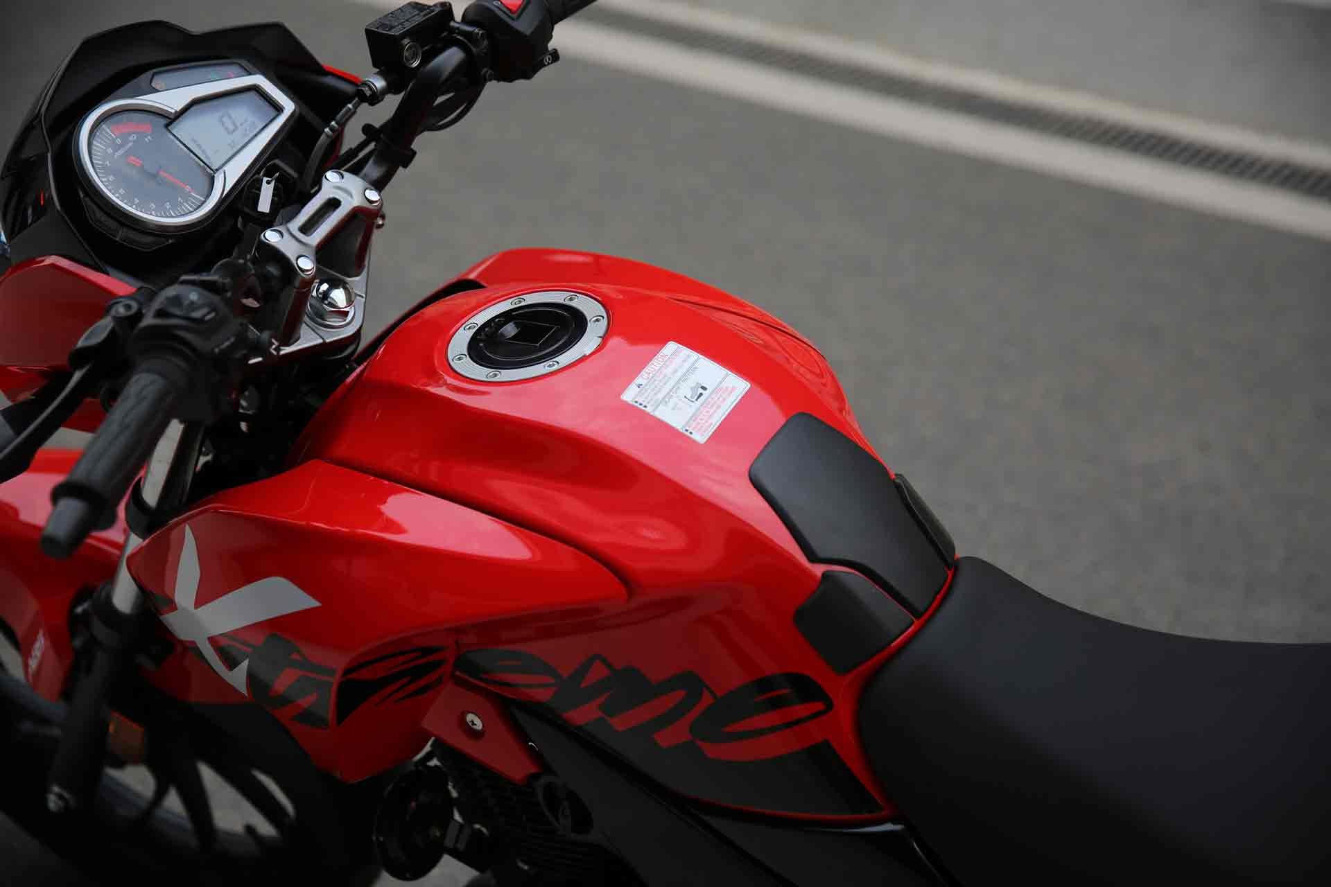 Hero Xtreme 200R Review India
