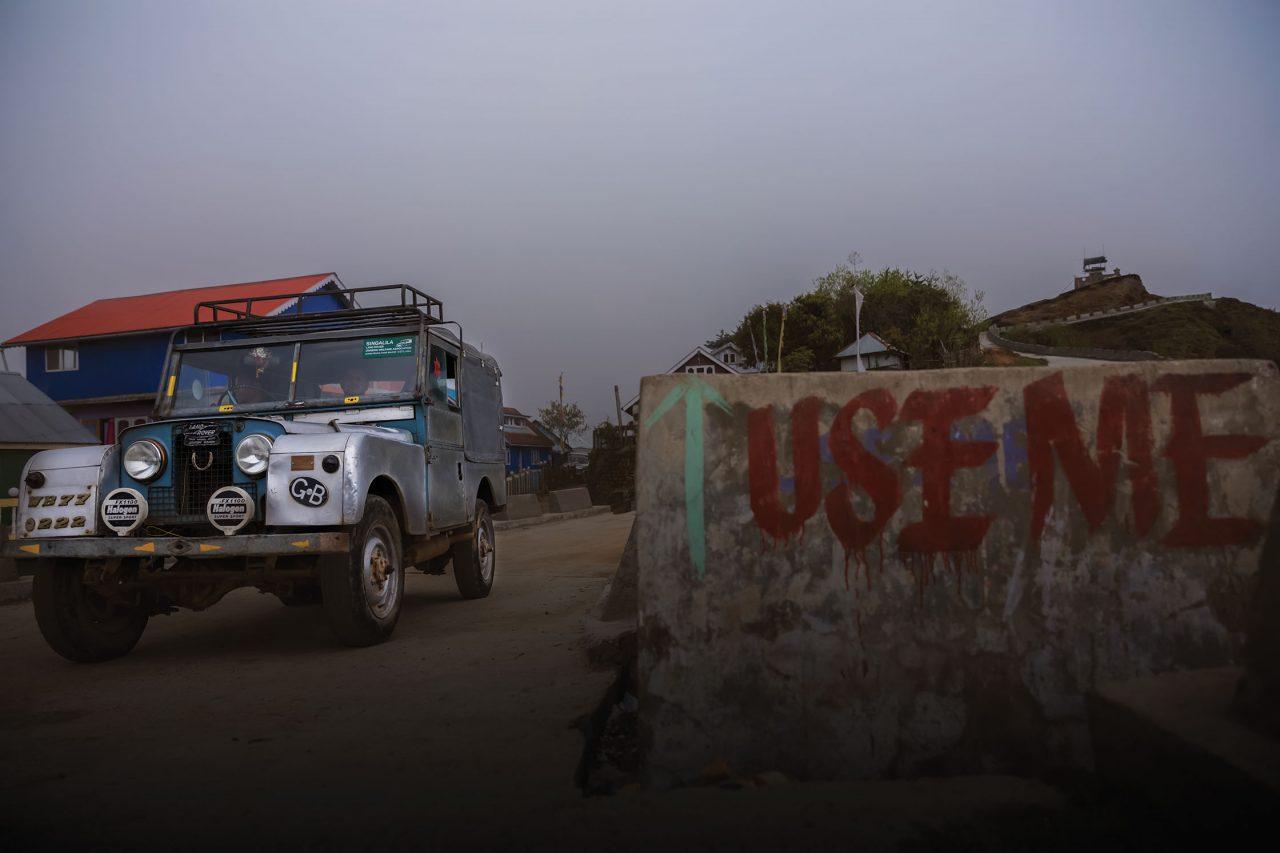 Land Rover Experience Sandhakphu