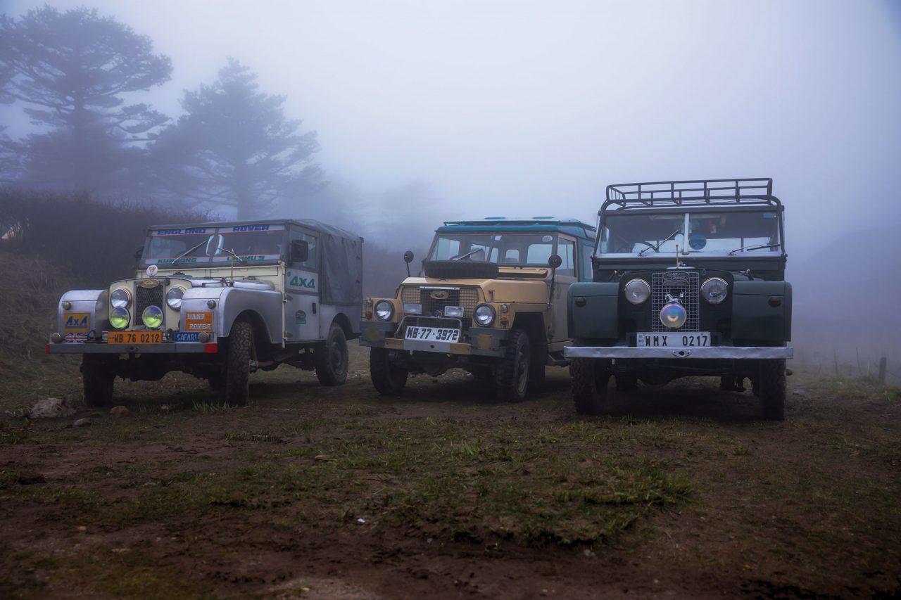 Classic Land Rover India