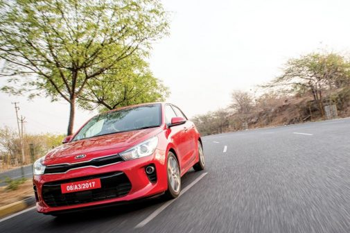 Kia Rio India Review