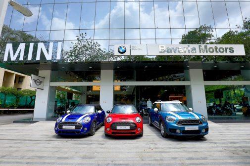 MINI Pune Bavaria Motors