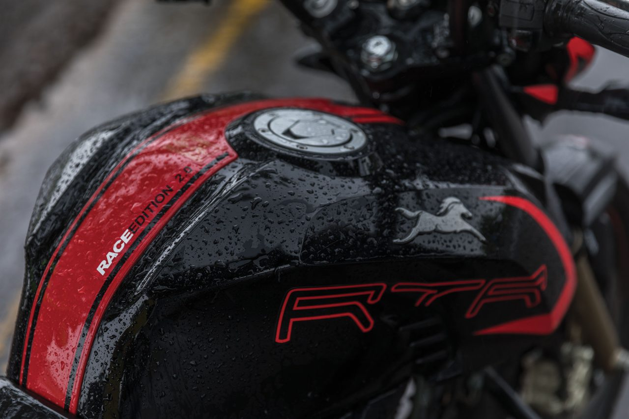 TVS Apache RTR Race Edition 2.0