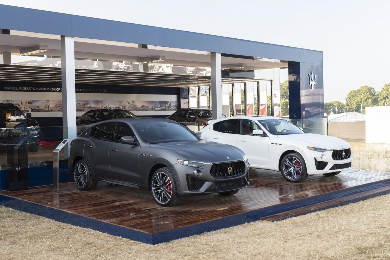 Maserati Levante Goodwood