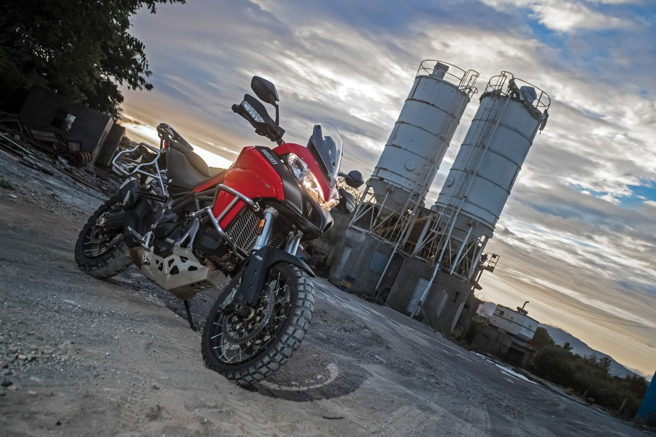 Ducati Multistrada 950 Enduro Pack