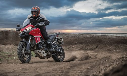 Ducati Multistrada 950 Enduro Pack