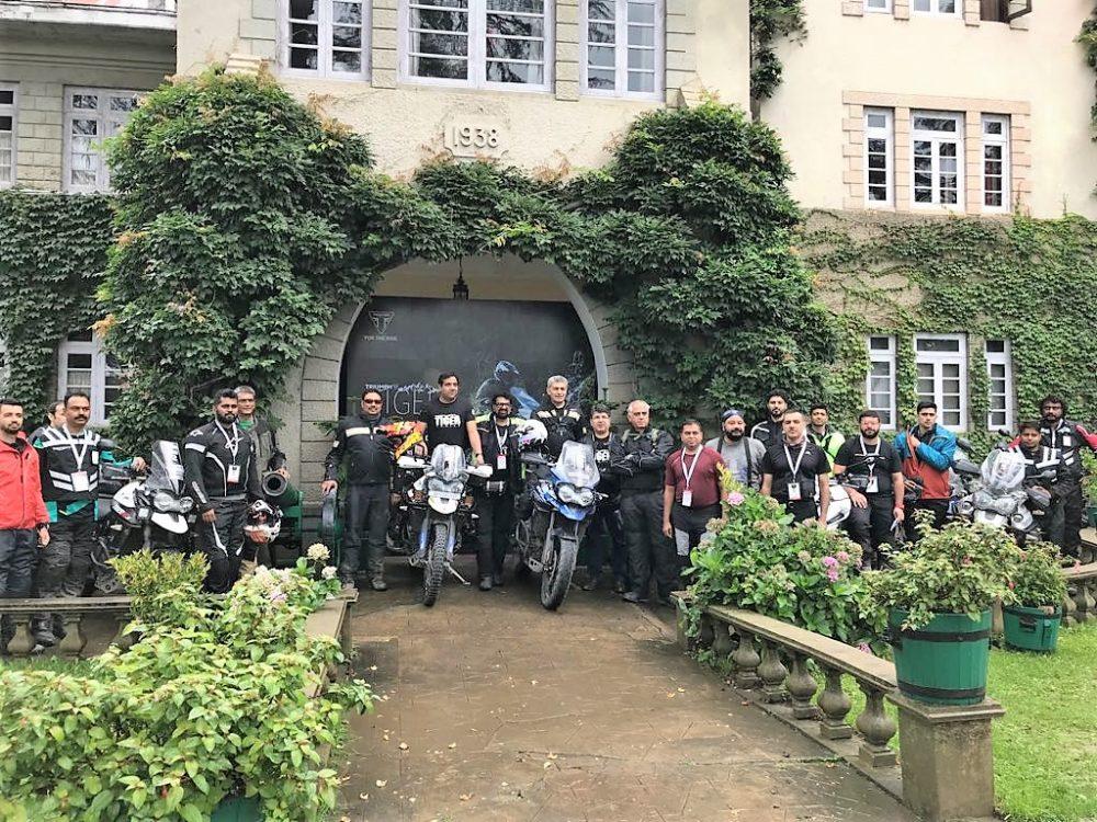 Triumph Tiger Trails Spiti