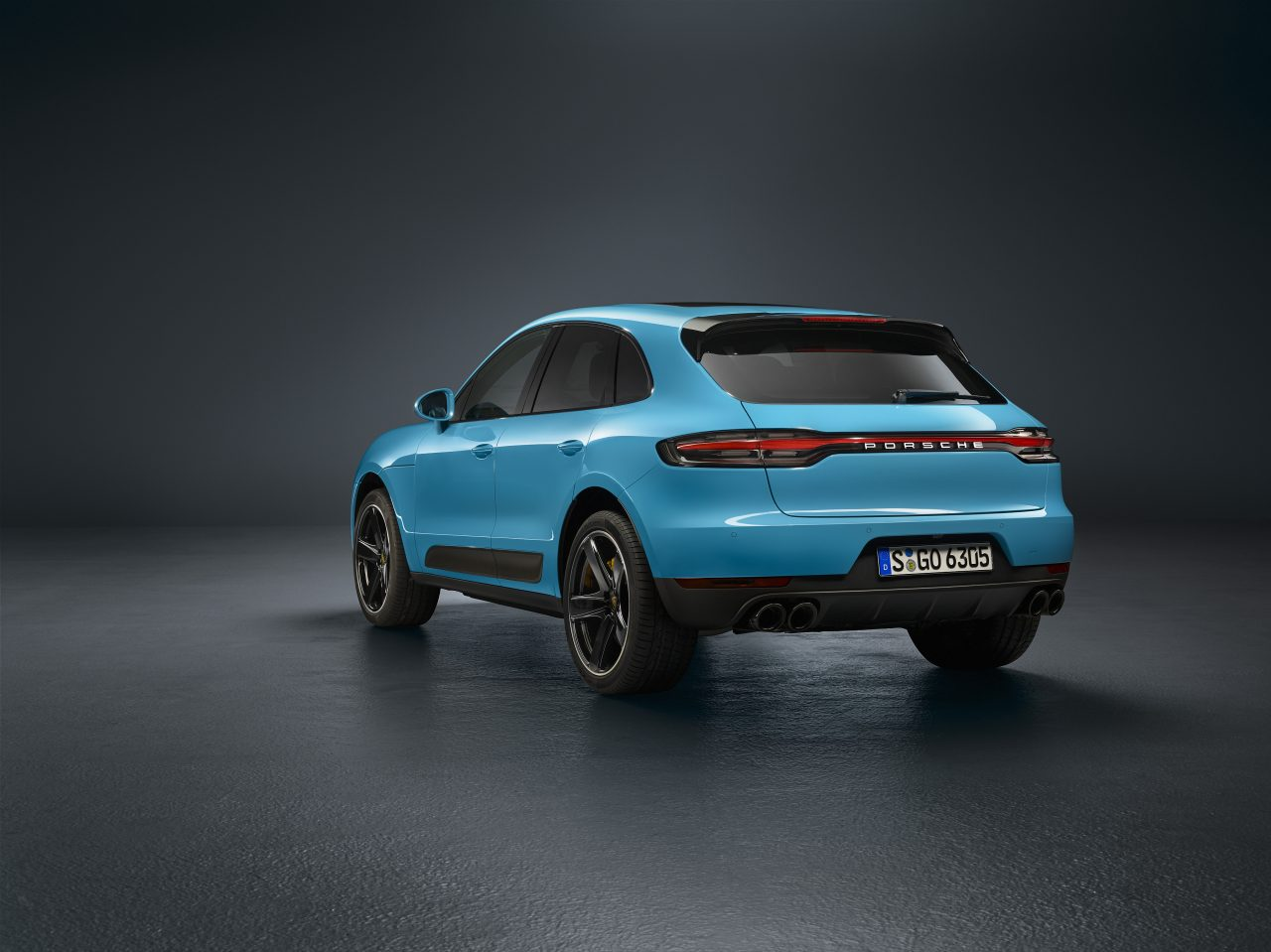 2019 Porsche Macan announced